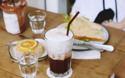 Kawa Słony Karmel