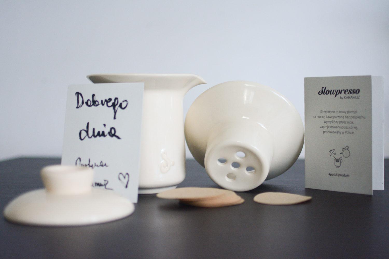 Prezent biznesowy – zestaw do kawy